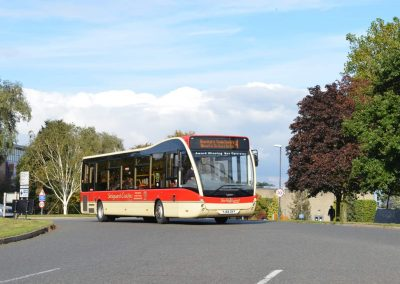 Optare Versa - 37 Seats - Purchased: January 2015