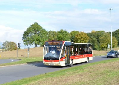 Optare Versa - 37 Seats - Purchased: October 2013
