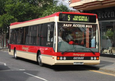 Optare Excel L1180 - 41 Seats - Purchased: April 2003