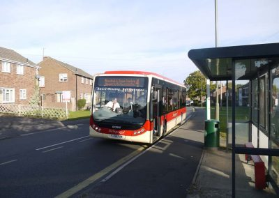 Optare Tempo - 37 Seats - Purchased: April 2006