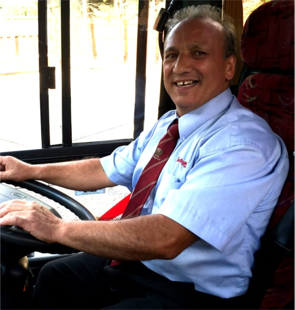 Guildford Buses Male Coach Drivers