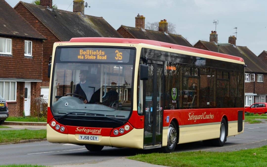 New 3s Bus Service for Bellfields