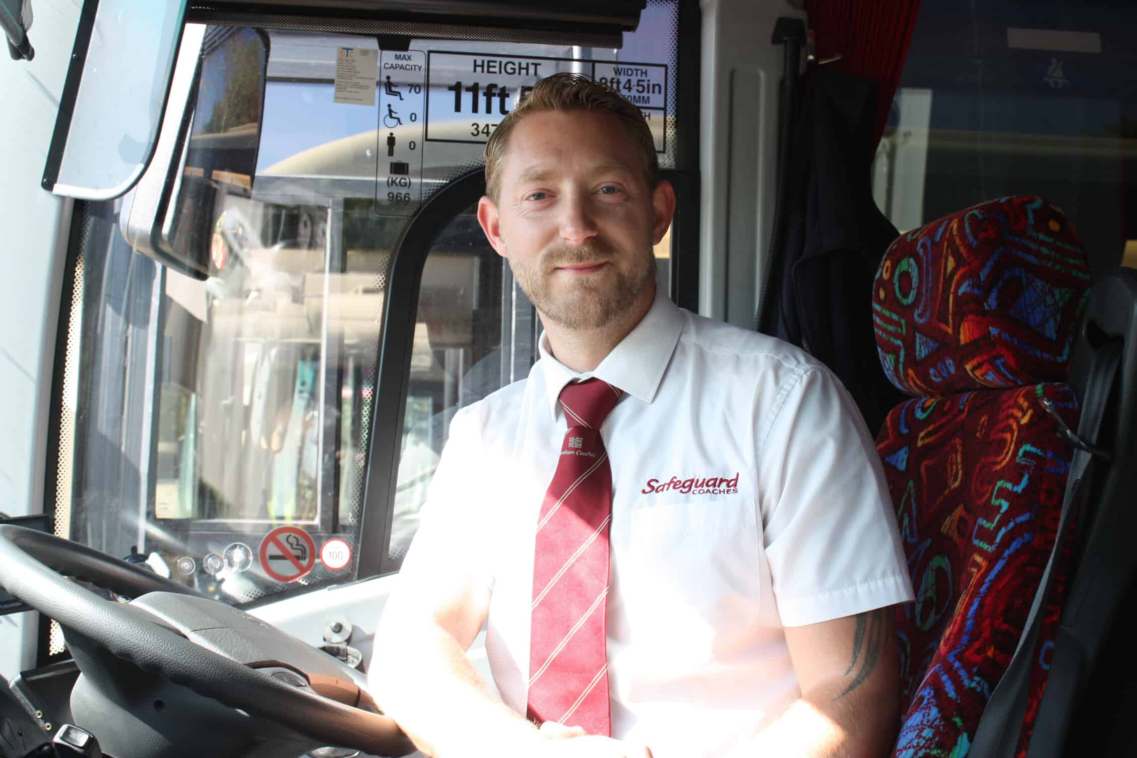 Guildford Buses Female Coach Drivers